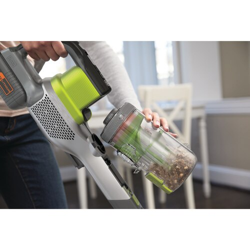 Black and Decker - 36V 4in1 Cordless POWERSERIES Extreme Vacuum Cleaner - BHFEV362DA