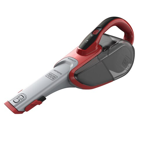 Black and Decker - 216Wh Lithiumion dustbuster with Cyclonic Action - DVJ320JCR